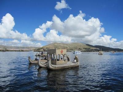 GWペルー&ボリビア旅行:チチカカ湖編