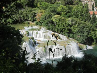 クロアチア縦断 ドライブ旅行記 9日目 クルカ編①国立公園1