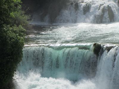 クロアチア縦断 ドライブ旅行記 9日目 クルカ編②国立公園2