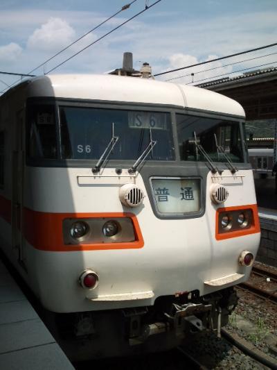 2010年夏の18きっぷの旅 その2