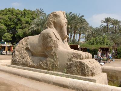 エジプト縦断の旅(ピラミッド編)