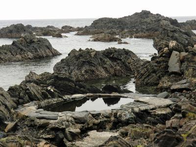 屋久島でゴールデンウィーク~(3)滝と海中温泉