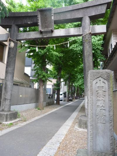 2011/5 ご近所散歩・小豆沢神社@板橋