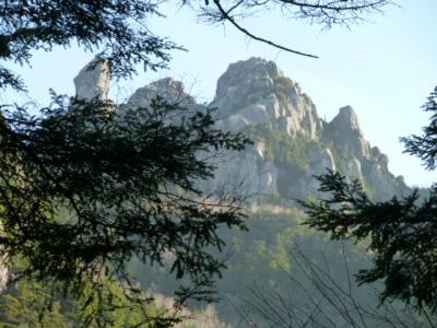28-瑞牆山(みずがきやま)ハイキング2011