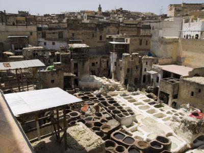 6days in Morocco : #8 フェズ後編 - 千年の迷宮都市