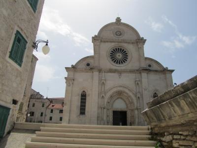 クロアチア縦断 ドライブ旅行記 9日目 シベニク編①聖ヤコブ大聖堂