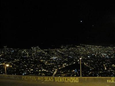 GWペルー&ボリビア旅行:ラ・パス編