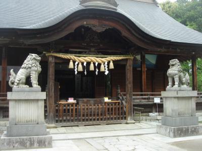 2011GW⑥浅間神社(甲斐一ノ宮)