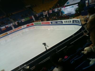 2010年12月 グランプリファイナル 北京