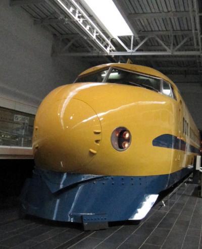 リニア鉄道館で つかの間の旅時間