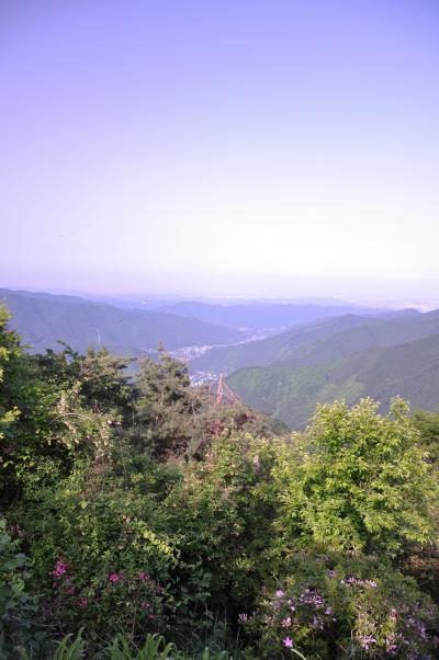 2011年 新緑の御岳山