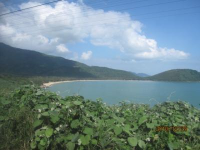 アジアハイウェイの源流を訪ねて(54)Hai Van 峠。「世間第一雄大景色」。