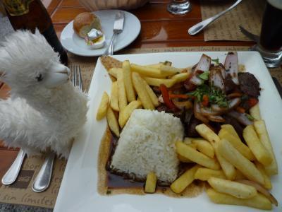 201011ペルー③食べ物