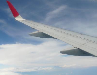 2009 JUN 開港まもない静岡空港へ