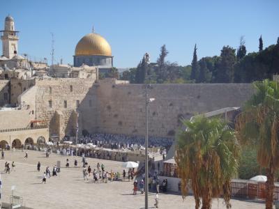 念願のイスラエル3 エルサレム・死海・エルサレム!