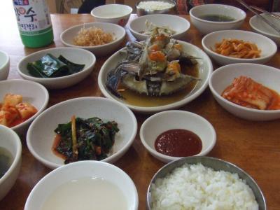 ソウル1泊2日、女子二人、満腹デジカルビの旅