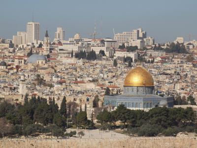 神聖と混沌のあいだ ~エルサレム~ <イスラエル旅行記 第1章>