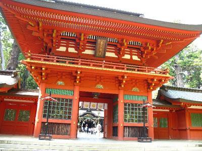 香取神宮と佐原  (2011)