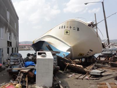 東日本大震災ボランティア活動その一