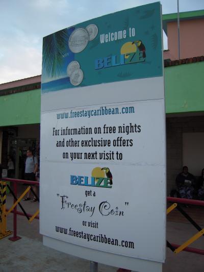 リバティ・オブ・ザ・シーズで行く西カリブ海クルーズ その⑦ 乗船4日目 ベリーズ・ベリーズシティ
