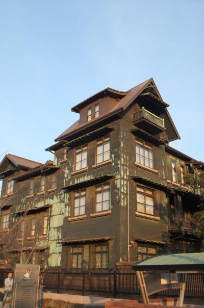 相生の町並みと加古川の近代建築【あかがね御殿&加古川図書館他】