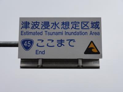 東日本大震災ボランティア活動・南三陸町その二