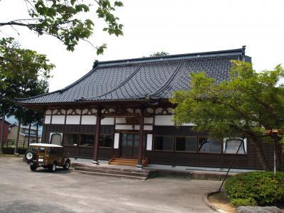 龍門寺(新潟県村上市塩野町)