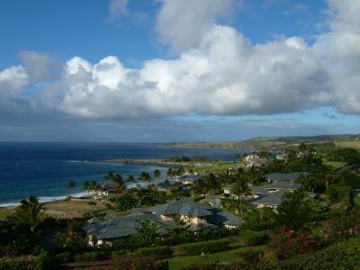 久しぶりのマウイ島は初カパルア