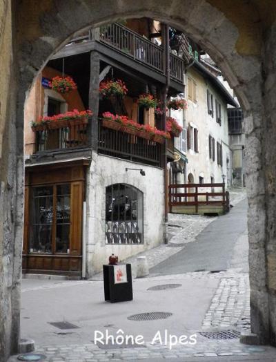 初夏のローヌアルプ地方への旅 / Rhone-Alpes, France