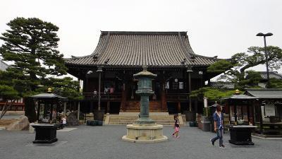 西国二十二番 総持寺