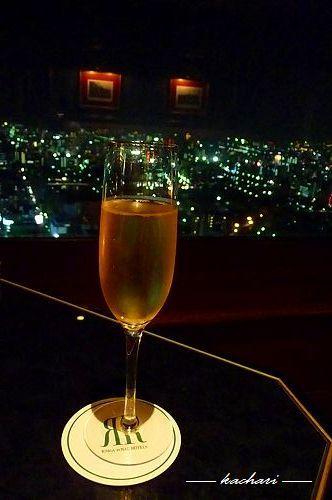 リーガロイヤルホテル広島に泊まる旅