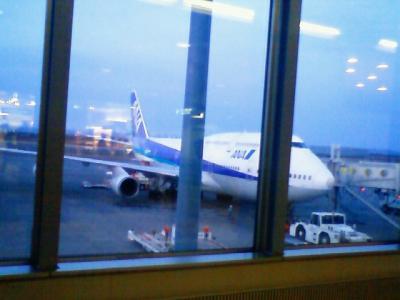 仕事と仕事の合間に北海道へ飛んでみる。ver1