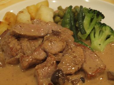 東急ハーヴェストクラブ箱根甲子園の家族風呂とグレインでのディナー 2011年5月
