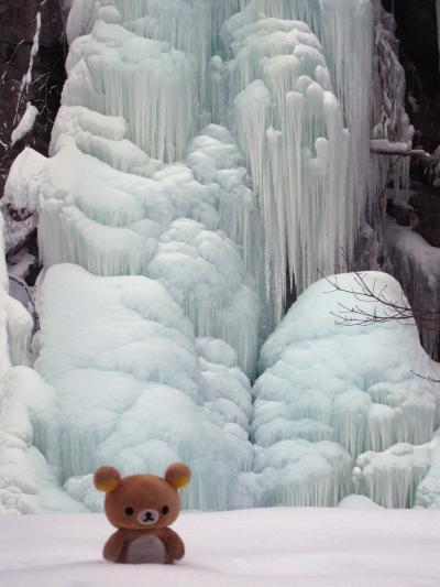 この冬は秘湯で美味しい物食べてクマす。番外編(震災前)