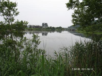 初が嫁いだ京極家ゆかりの大溝城と城下町/滋賀県・高島市