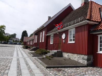 北欧4カ国 11日間の旅 2日目 ~SvarstadとLarvik~