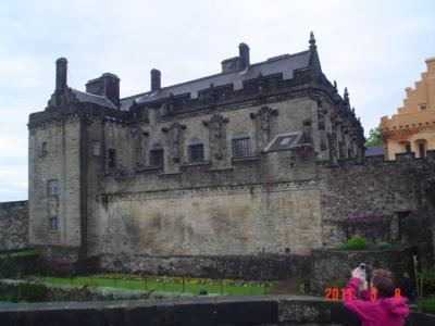23年ぶりのスコットランド-13-スターリング城・世界遺産になるべき歴史遺産