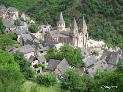 フランス南西部美しき街 1