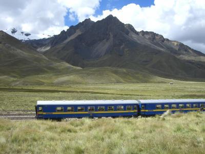 ペルー・MTP(マチュピチュ・チチカカ・プロジェクト)その4・アンデアン・エクスプローラー