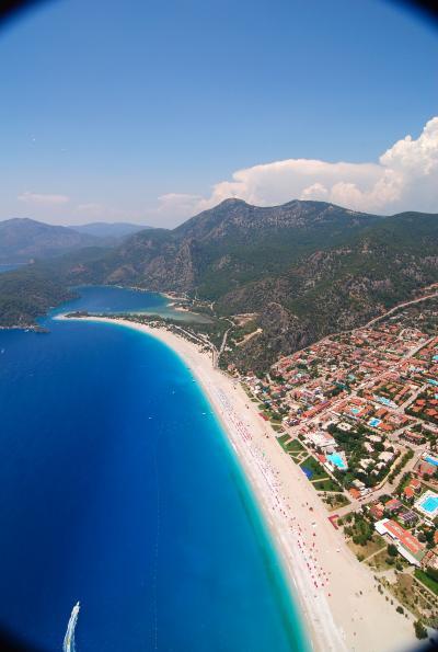トルコ航空 特典ビジネスで行くトルコ2週間の旅 地中海編 オルデニズ&カシュ