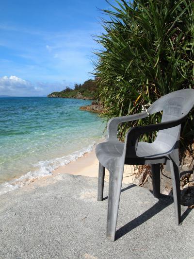 貯まったマイルで沖縄本島一人旅 4日目 瀬底島・那覇国際通り・牧志公設市場