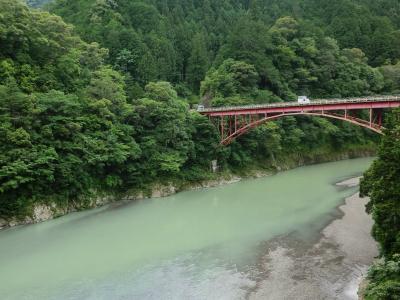 日本で一番デッカイ 「十津川村」