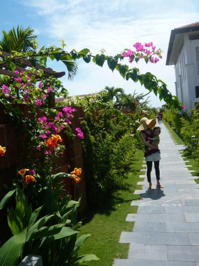 ベトナム1週間 2歳児0歳児連れ 家族旅行(6日目)IN FUSION MAIA DA NANG RESOT