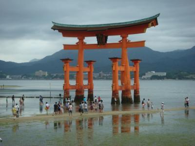 思いつきで広島・山口ドライブ旅行