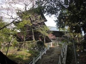 西国三十三カ所霊場巡り 第26番 一乗寺