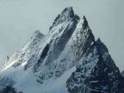 モンブランを訪ねよう【09】シャモニーに六泊しいろいろな峰に登ってみよう