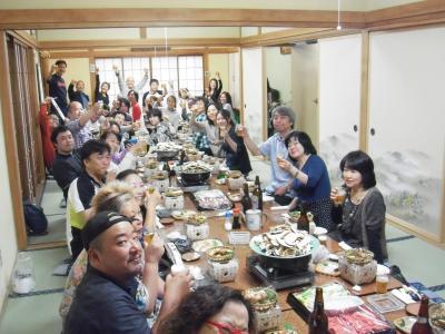 松茸満腹&70'昭和歌謡の夕べツアー2011
