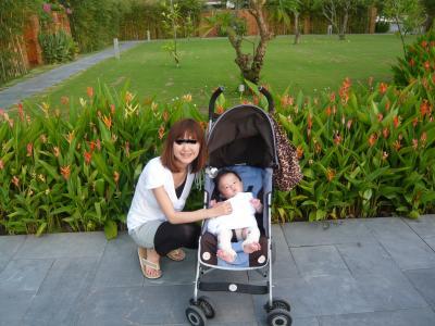 ベトナム1週間 2歳児0歳児連れ 家族旅行(8日目)IN FUSION MAIA DA NANG RESO