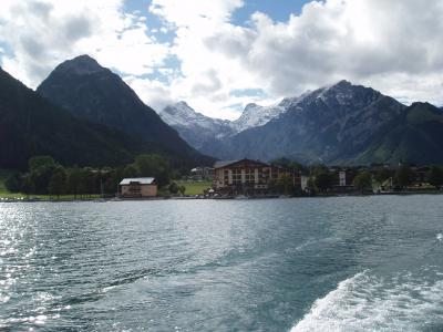 フランス・スイス・オーストリア2004旅行記 【10】チロル1(アッヘンゼー)