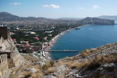85 黒海奇行 クリミアの城塞